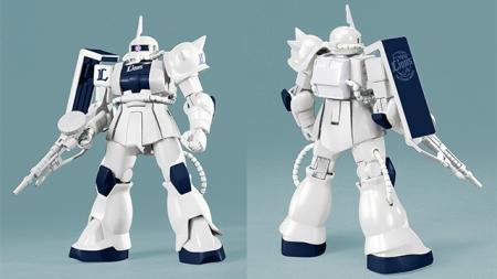 HG MS-06S ザクII(ライオンズバージョン) (2)