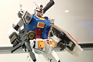 GUNDAM FIX FIGURATION METAL COMPOSITE RX-78-02 ガンダム(40周年記念Ver.)t (2)
