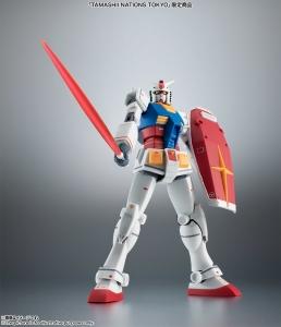 ROBOT魂 RX-78-2 ガンダム ver. A.N.I.M.E. ~リアルマーキング~ (1)