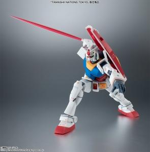 ROBOT魂 RX-78-2 ガンダム ver. A.N.I.M.E. ~リアルマーキング~ (2)