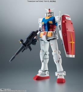 ROBOT魂 RX-78-2 ガンダム ver. A.N.I.M.E. ~リアルマーキング~ (5)