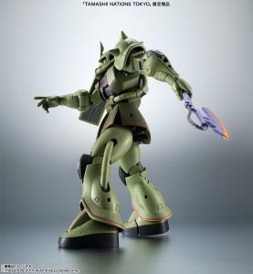 ROBOT魂 MS-06 量産型ザク ver. A.N.I.M.E. ~リアルマーキング~ (1)