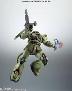 ROBOT魂 MS-06 量産型ザク ver. A.N.I.M.E. ~リアルマーキング~ (2)