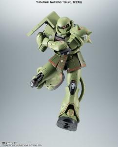 ROBOT魂 MS-06 量産型ザク ver. A.N.I.M.E. ~リアルマーキング~ (3)