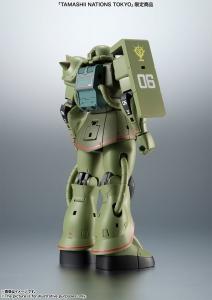 ROBOT魂 MS-06 量産型ザク ver. A.N.I.M.E. ~リアルマーキング~ (4)
