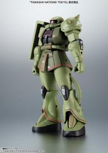 ROBOT魂 MS-06 量産型ザク ver. A.N.I.M.E. ~リアルマーキング~ (5)