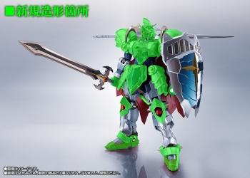 METAL ROBOT魂 騎士ガンダム ~ラクロアの勇者~ (1)