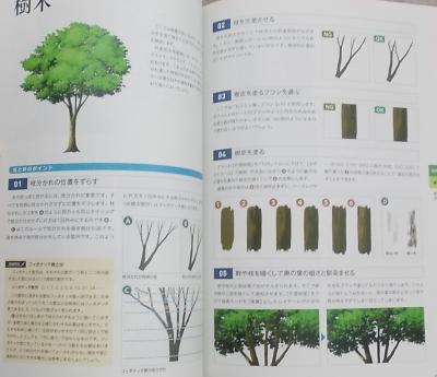 デジタルイラストの「背景」描き方事典 (7)