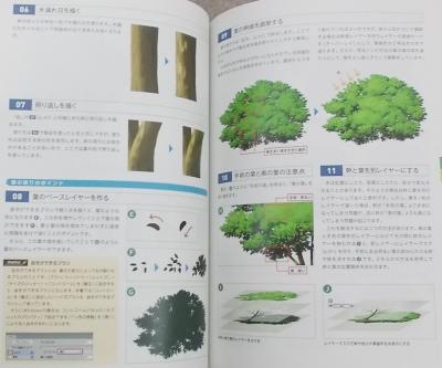 デジタルイラストの「背景」描き方事典 (8)