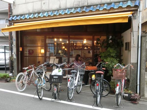 古民家カフェ、オシャレな「イリヤプラスカフェ」(入谷)でまったり!