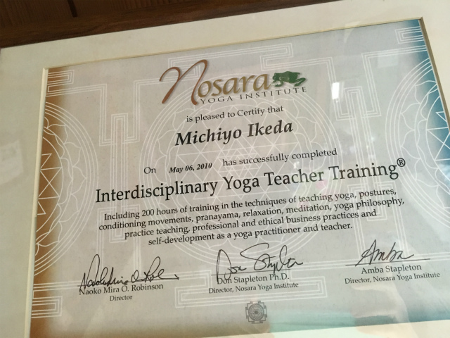 Certificate1_Interdisplinary yoga