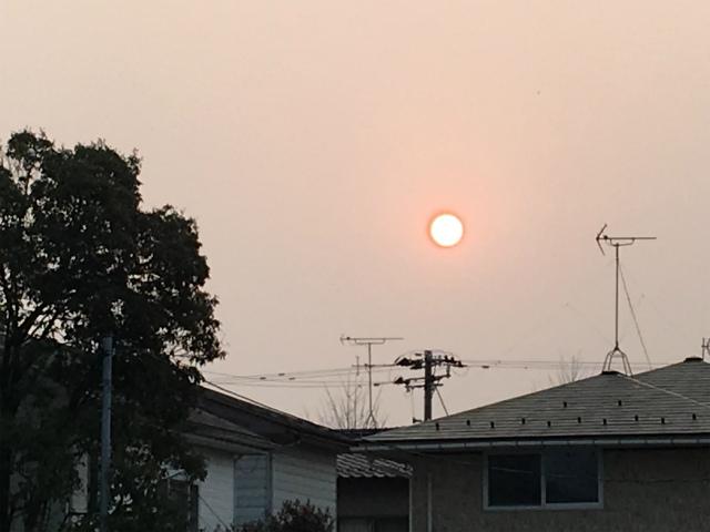 20190326夕陽1