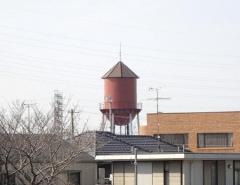 20古い給水塔
