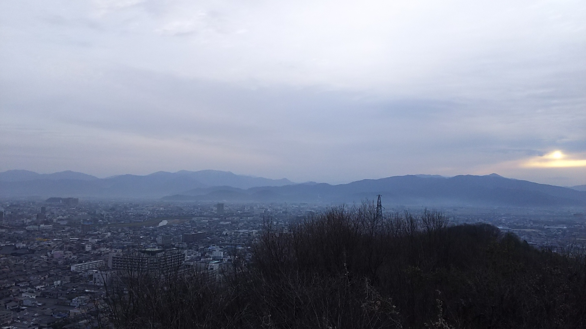 福井八幡山