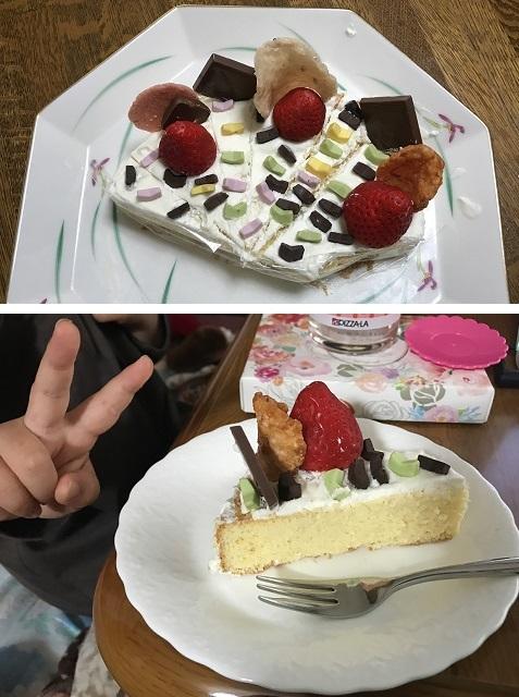 20190323手作りケーキ