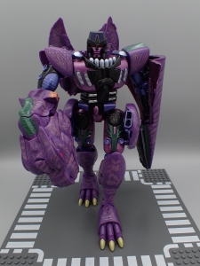 トランスフォーマー マスターピース MP-43 メガトロン (ビーストウォーズ) ロボットモード (23)