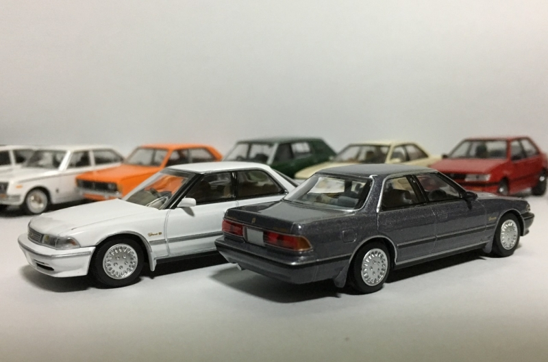 TLVN マークⅡ JZX81 グランデG