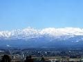 山がキレイ