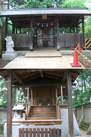 さいたま市中央区・天祖神社(その4)