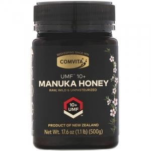 Comvita, マヌカハニー、UMF 10+、17.6オンス (500 g)