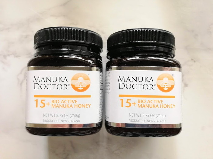 MANUKA DOCTOR Manuka Honey BIO ACTIVE15+ マヌカドクターの写真