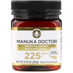 Manuka Doctor, マヌカハニーモノフローラル、MGO 225+