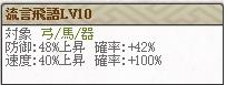 特 世瀬Lv10