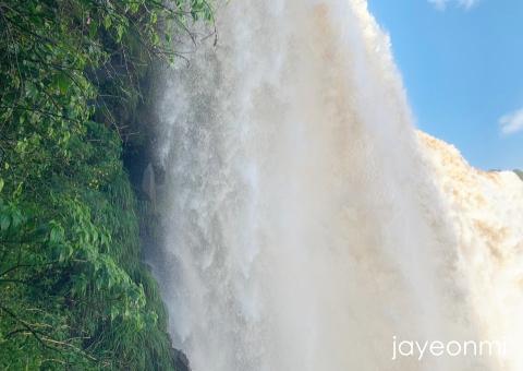 イグアスの滝_ブラジル側_アルゼンチン旅行_2019年3月_2