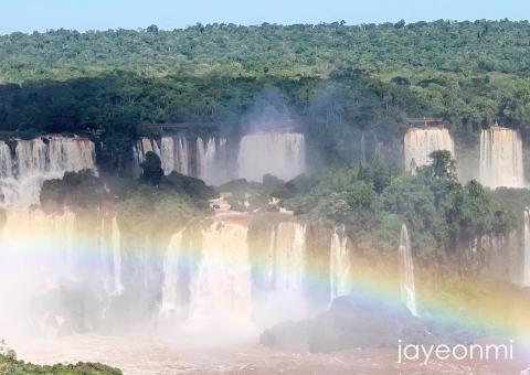 イグアスの滝_ブラジル側_アルゼンチン旅行_2019年3月_1