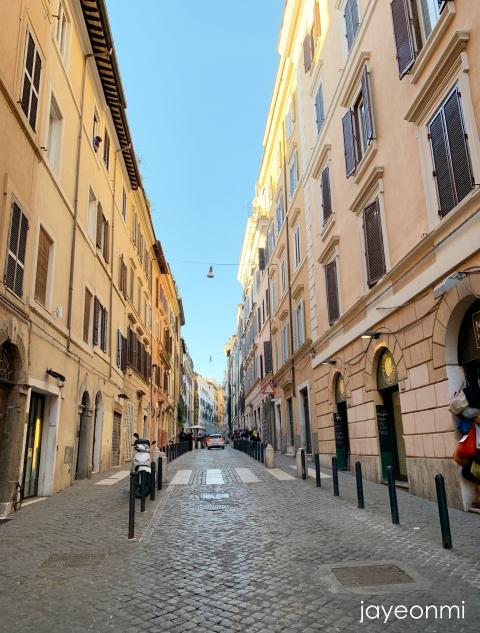 イタリア旅行_ローマ_AIRBNB_2019年2月_11