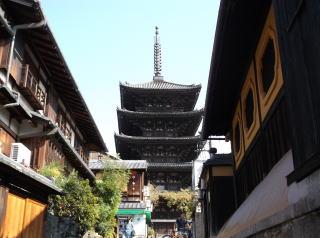 法観寺(八坂塔)