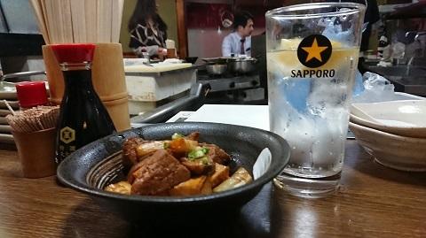 新・酒場探訪シリーズ020 笹新②