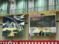 御成門中学校卒業式