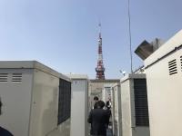 港区役所庁舎大規模改修工事完成セレモニー