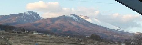 2 浅間山 -