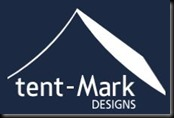 Logo-003-tent-Mark DESIGNS
