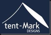 Logo-003-tent-Mark DESIGNS