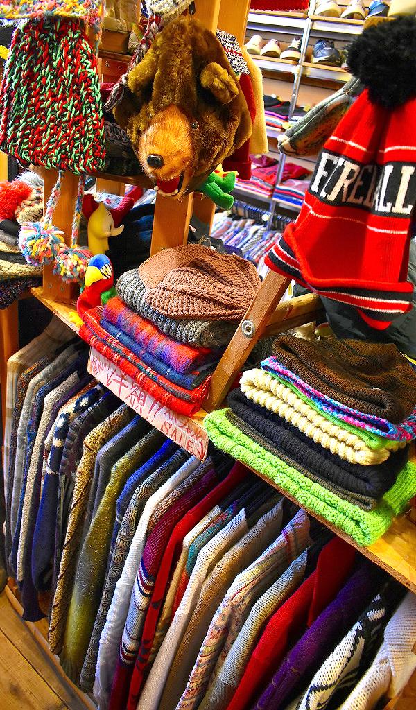 古着屋カチカチ店内画像Tokyo Fashion Used Clothing Shop2019SS