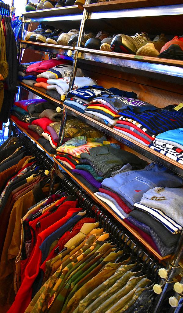 週末恒例セール店内盛況画像@古着屋カチカチ5