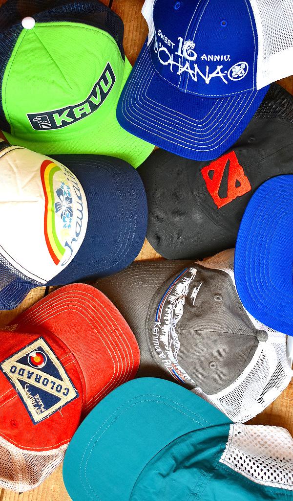 ベースボールキャップ野球帽トラッカーキャップ画像メッシュキャップ@古着屋カチカチ