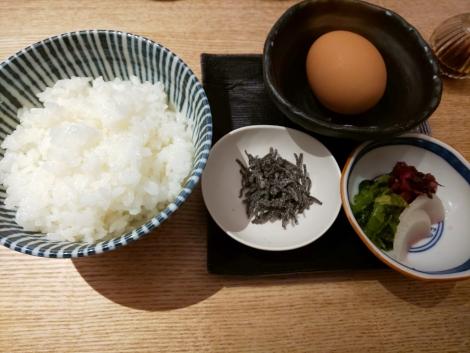 特製卵かけご飯