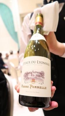 披露宴のワイン