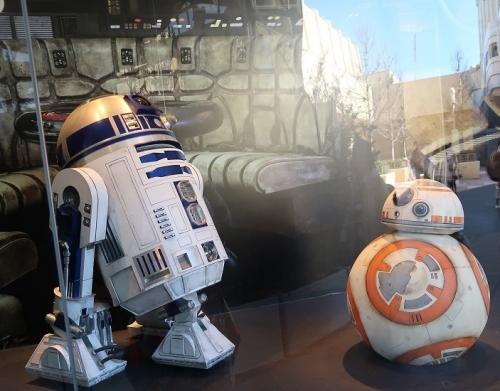 東京ディズニーランド R2-D2 BB-8