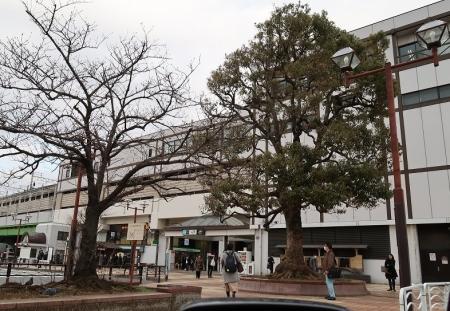 新木場の駅