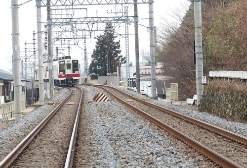 にっこう散歩 東武日光線