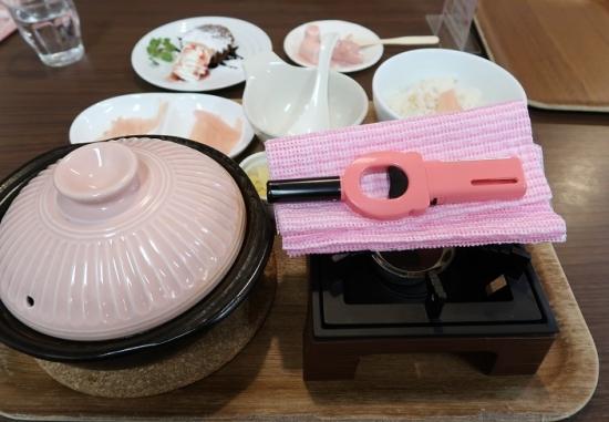 ニュージンジャー・ミュージアム 新生姜鍋