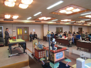 「第70回全国植樹祭あいち」記念事業からくり教室開催