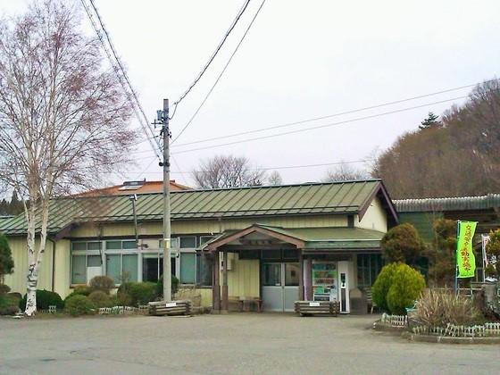 1 信濃境駅