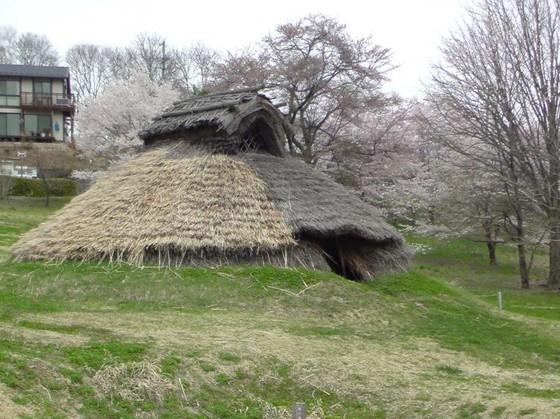 5 竪穴式住居