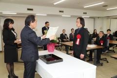 190307関地協厩務員表彰式・河崎3
